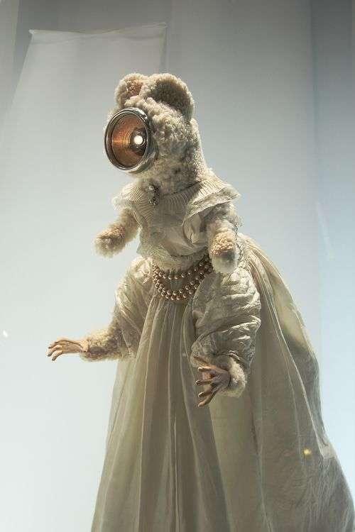 Alien Monkey People