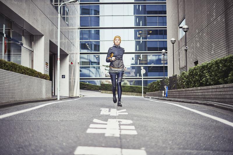 Running-Inspired Apparel