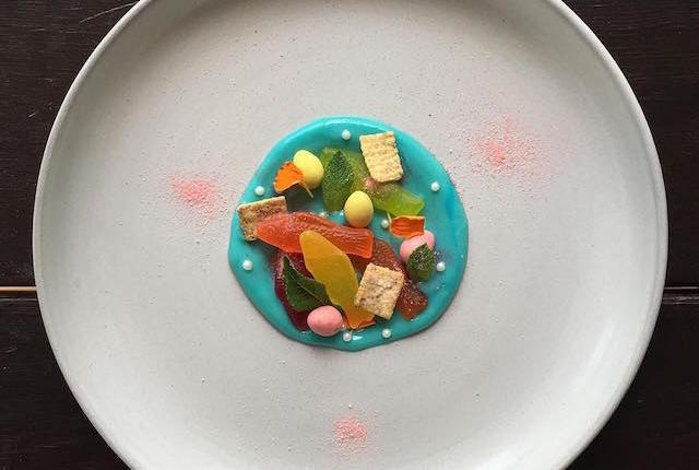 Artistic Junk Food Creations