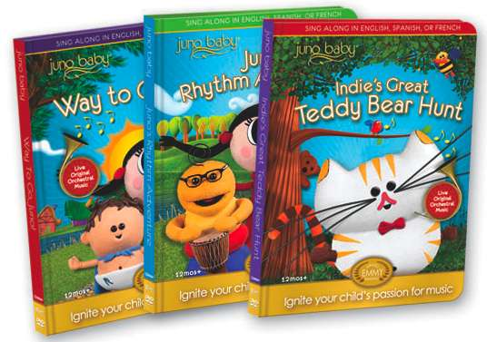Techie Toddler Tapes