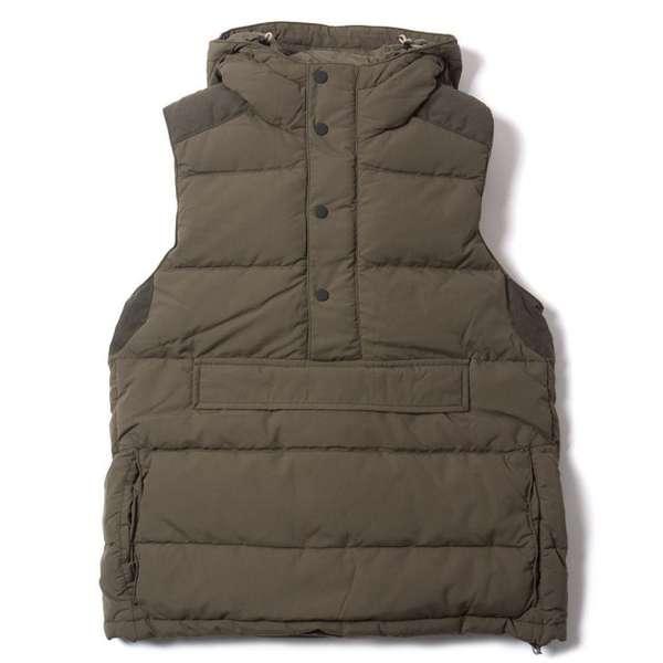 Puffy Patched Winter Gear