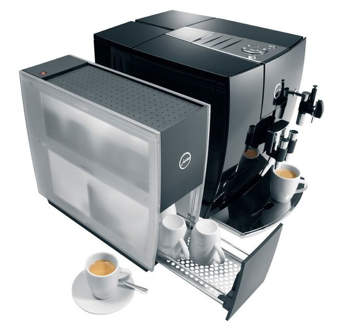 Mug-Warming Coffee Machines