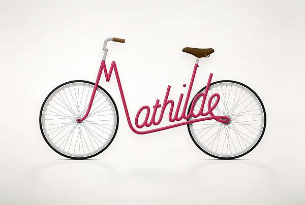 Bicycle-Branded Fonts