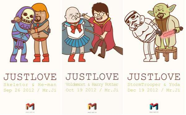 Just Love by Mr. Jiji