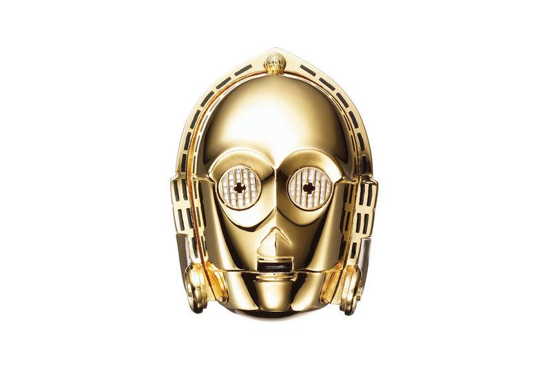 Dazzling Sci-Fi Jewelry