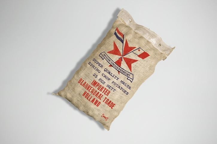 Eco Potato Packaging