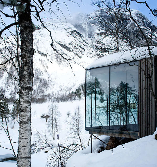 Secluded Nature Cabins
