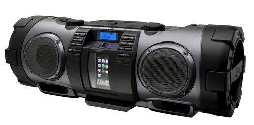 Revamped 90s Amplifiers Jvc Kaboom Boombox