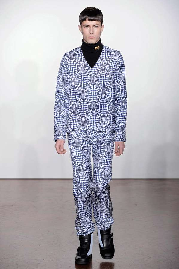 JW Anderson Fall/Winter 2012