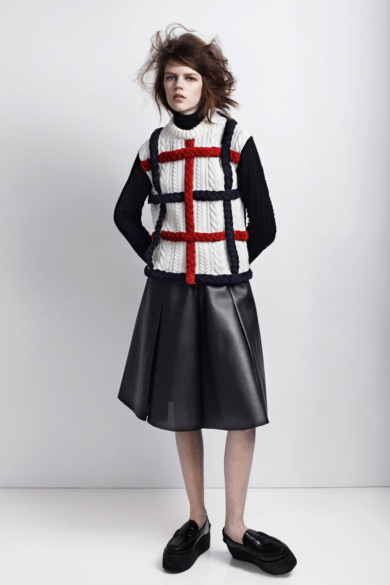 JW Anderson Pre-Fall/Winter 2012/13