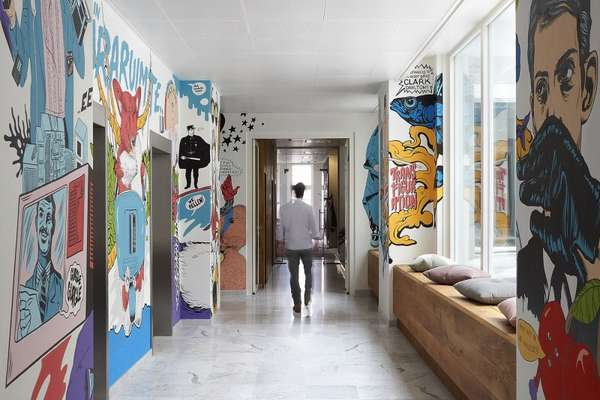 JWT Amsterdam Office by Koudenburg and Elsinga