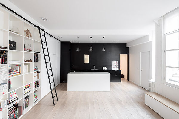 Cozy Open-Space Abodes