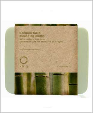 Eco-Friendly Cosmetic Wipes