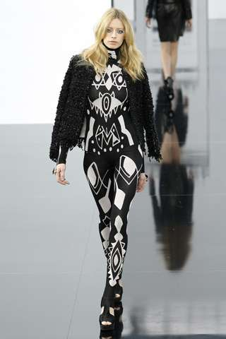 Kaleidoscopic Catsuits
