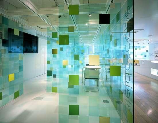 Kaleidoscopic Workspaces Emmanuelle Moureaux Architecture