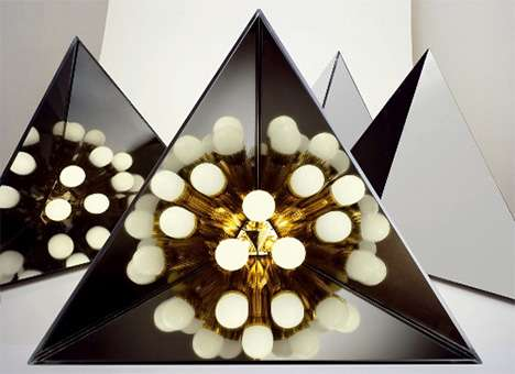 Kaleidoscope Lamps