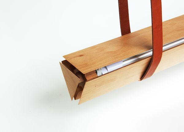Timber-Encased Illuminators