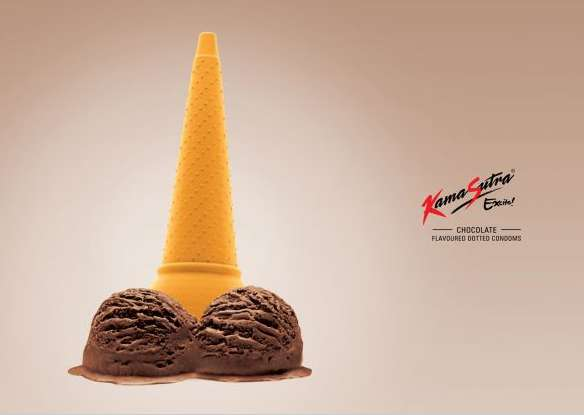 Phallic Ice Cream Ads
