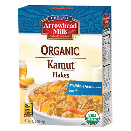 Organic Kamut Cereals