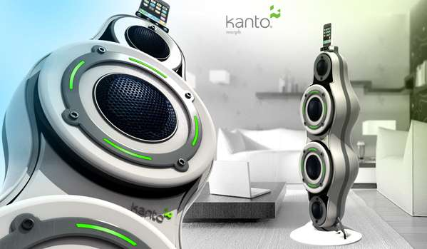 Kanto Morph iPod Dock