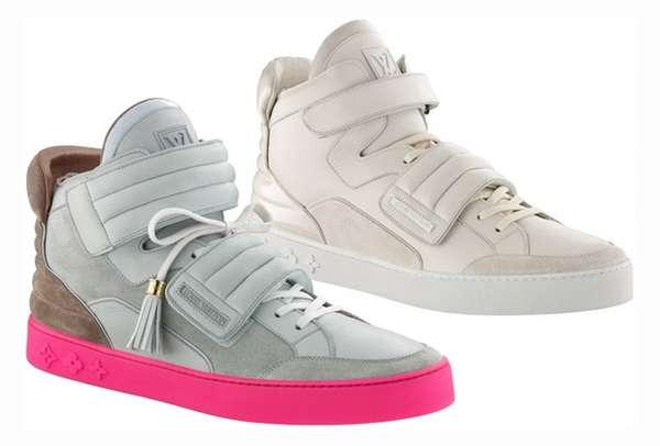 Cross-Branded Designer Sneakers