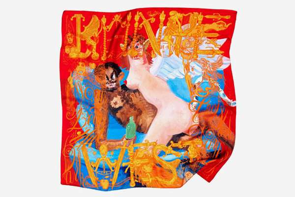 Album Art Scarves