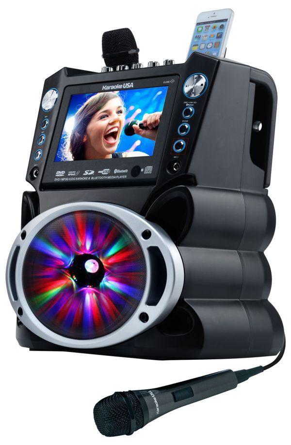 Portable Karaoke Speakers