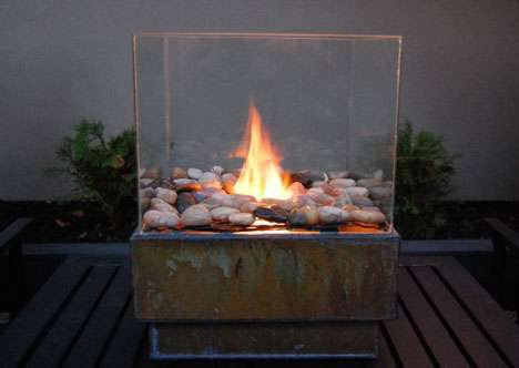 DIY Portable Fire Pits