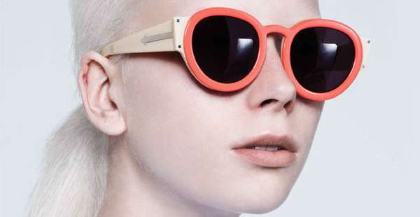 Washed-Out Sunglasses Lookbooks