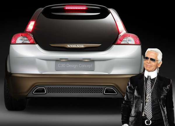 photo of Karl Lagerfeld Volvo - car