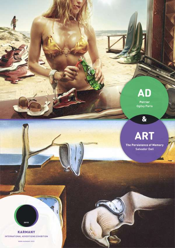 Artistic Ad Comparisons
