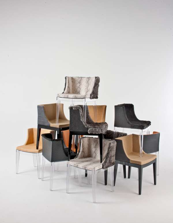 kartell goes rock collection