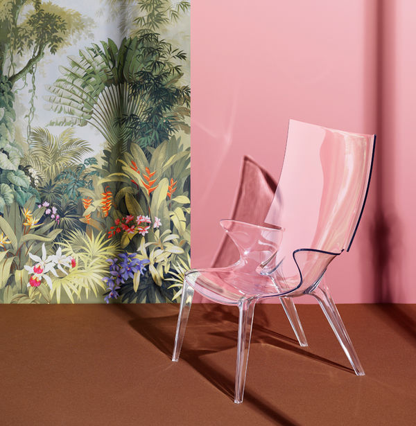 Elegant Single-Mould Chairs