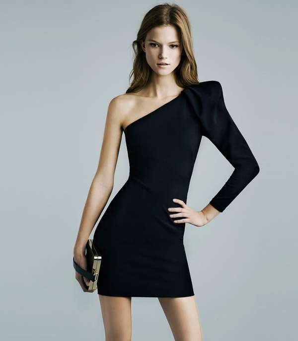 Kasia Struss for Zara Evening 2011