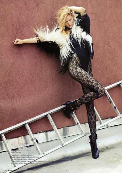 Fierce Feathered Fashion
