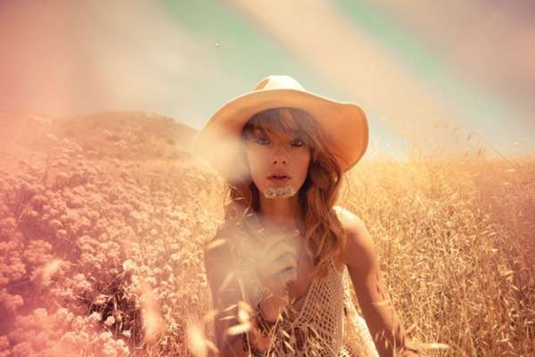 Sun-Bathed Bohemian Lookbooks