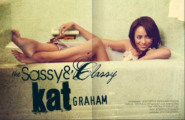 Kat Graham Troix