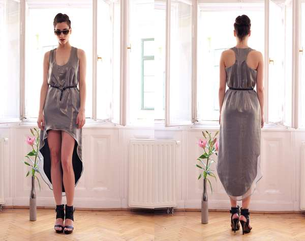 Dreamy Draped Dresses