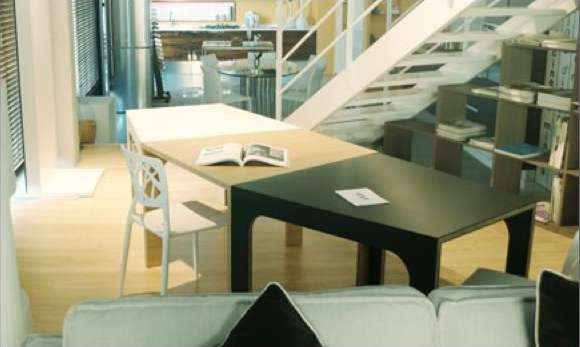 Angle-Edged Desks