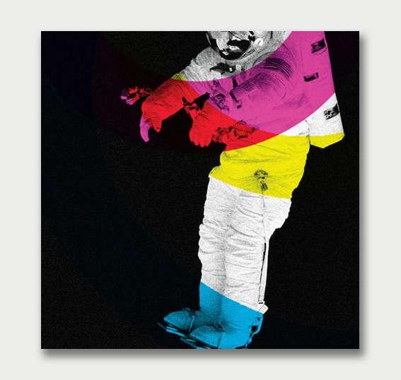 Astronaut Silkscreen Prints