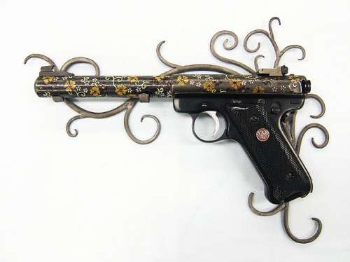 Floral Firearms