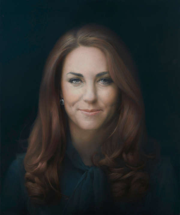 Kate Middleton's Official Portrait