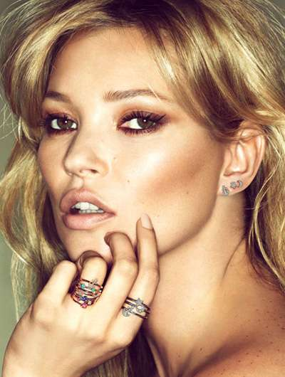 Kate Moss for Fred Jewelry