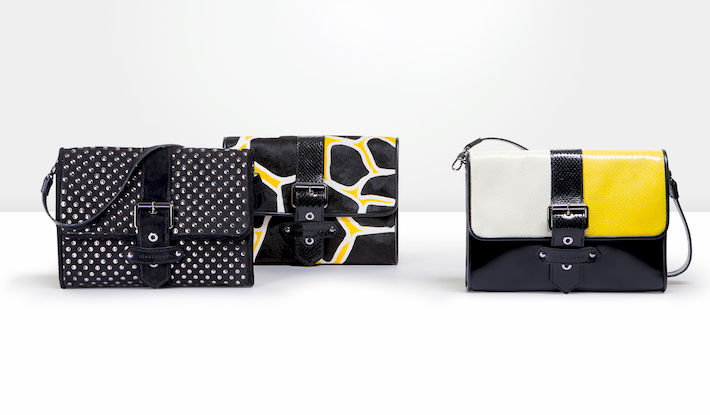 Electric Supermodel Handbags