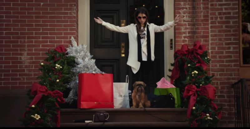 Shoppable Christmas Commercials