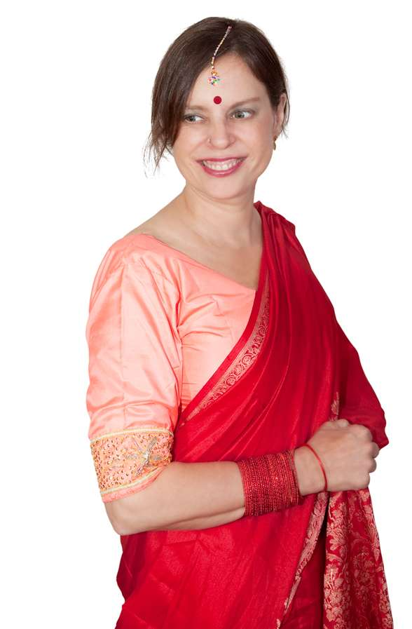 Katherine Russell Rich, Author of  Dreaming in Hindi  (INTERVIEW)