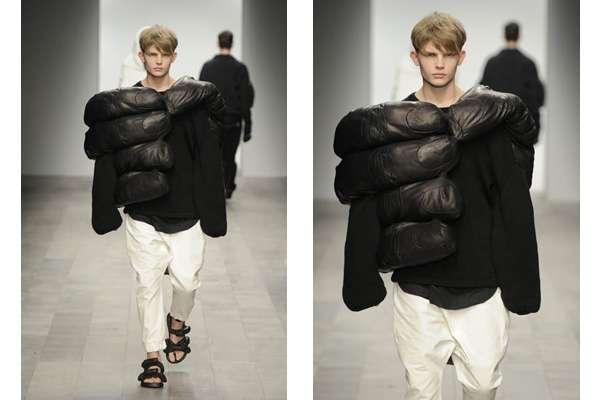 Giant Hand Fashion