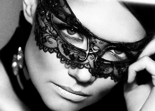 Katie Holmes Vogue Spain Photos 1 - Seducing Eyewear  :  eyewear lace fashion style