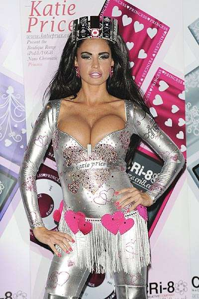 Katie Price iPod