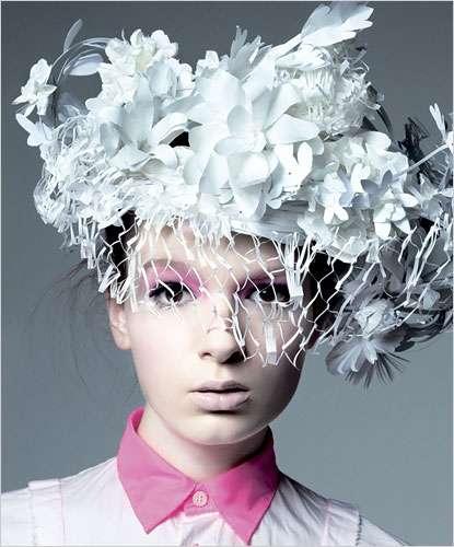 Papercraft Headwear